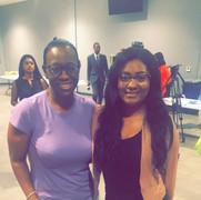 ICARE Meets Senator Nina Turner
