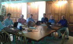 Budapest Consortium meeting