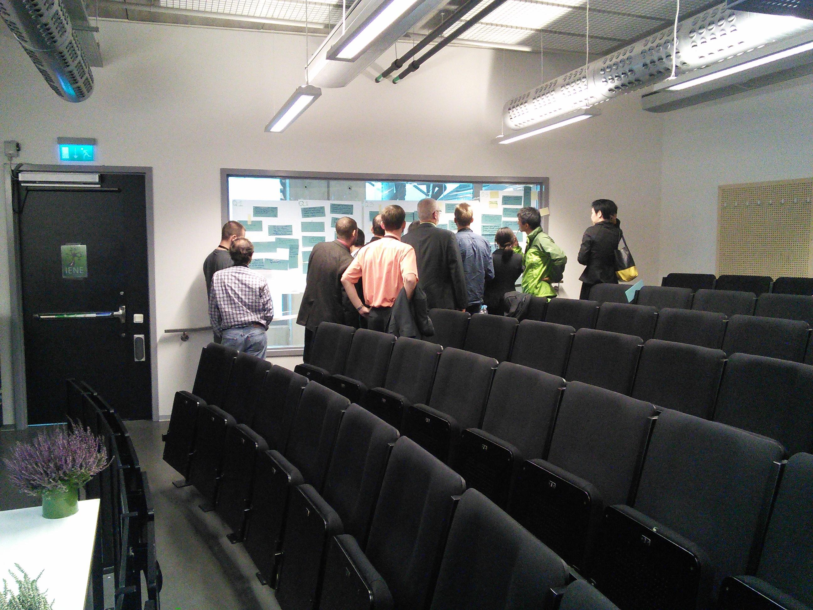 Malmo Consortium Meeting