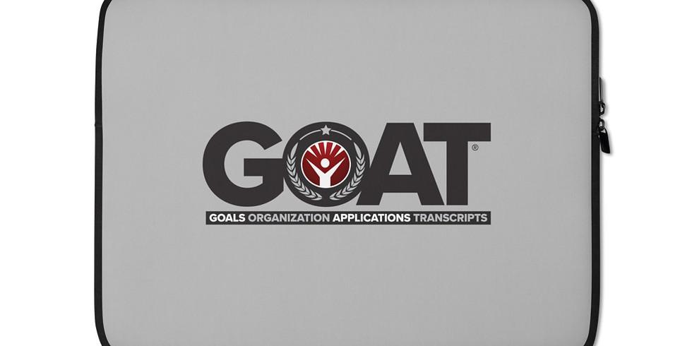 G.O.A.T. September 2020 Meet-up