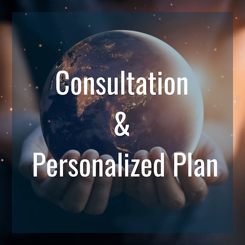 Consultation & Personalized Plan