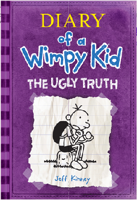 Diary of a Wimpy Kid- The Ugly Truth