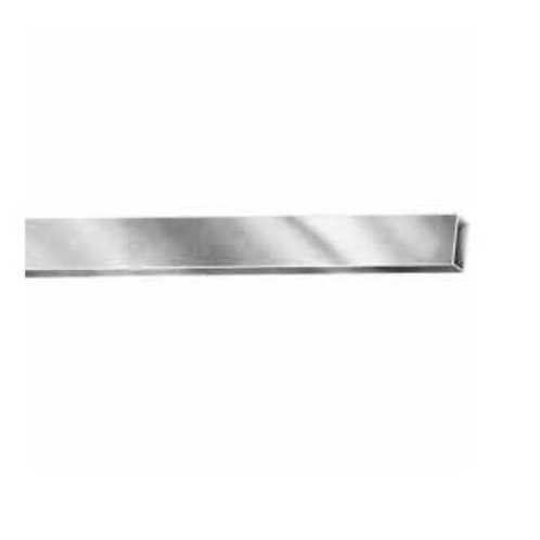 "1""x2"" Stainless Steel Handrail"