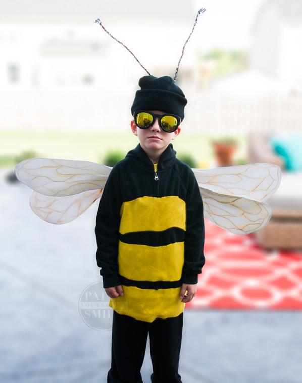 DIY Honeybee Costume