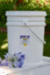 bulk pollen powder