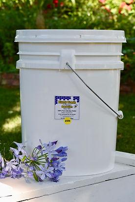 unprocessed 100% superfood; fresh bee pollen