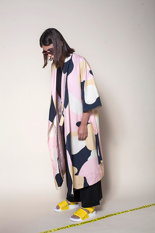 The Printed Kimono