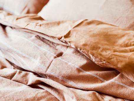 Summertime Cozy: The Bedding Upgrade