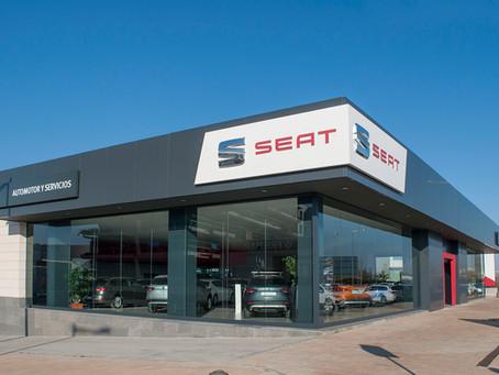 Automotor y Servicios crece y cambia de oficinas.
