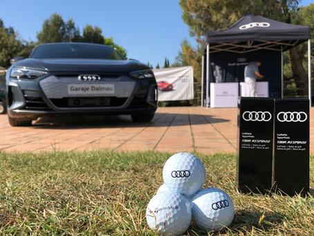 Espectacular jornada del Audi quattro Cup en el Raïmat Golf Club