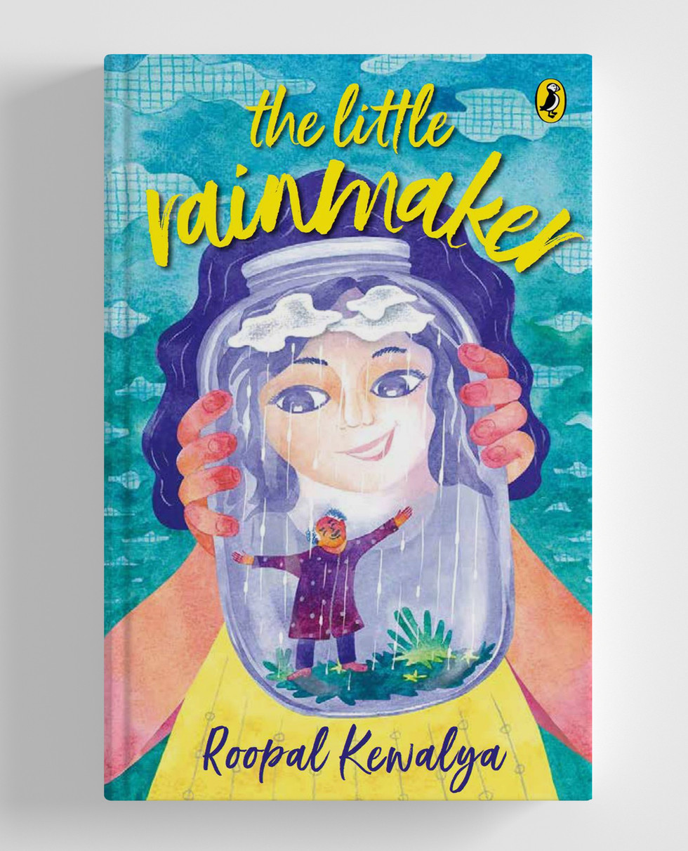 The Little Rainmaker - Chapter Book