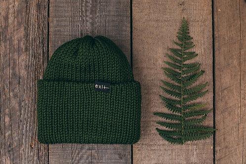 The Zissou - Emerald Green