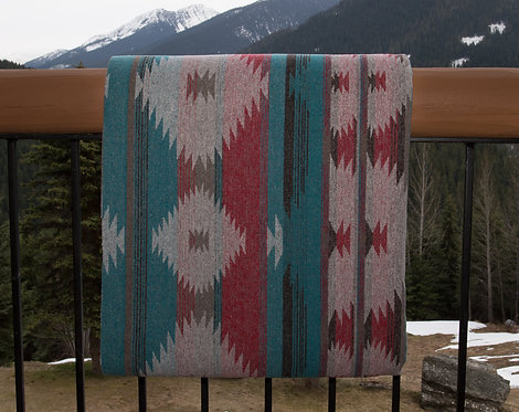 The Queen Sized Wool Blanket