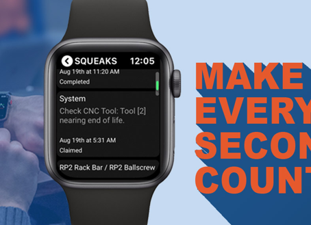 Make Every Second Matter with the SQUEAKS Watch App
