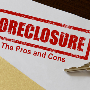 The Pros and Cons of Purchasing a Foreclosed Property