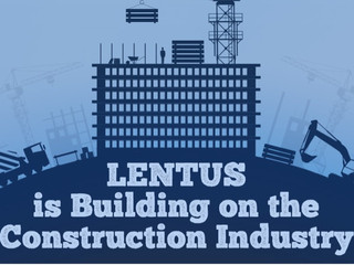 Lentus is Building on the Construction Industry