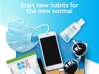 Start new habits for the new normal