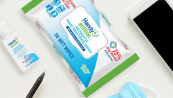 Stock your office with Handy Antibac PPE products