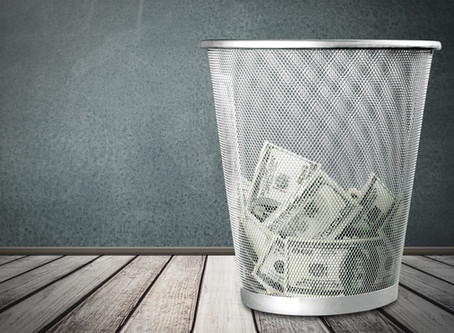 Throwing money away on your law firm's marketing budget? Maybe it's time for an audit.