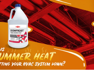 Is summer heat getting your HVAC system down?
