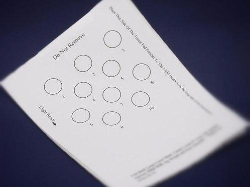 TAPPI (Directional) Brightness Tissue Standard (BRTETI44)