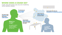 Where does a cough go?