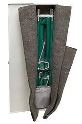 Easy-Fold Aluminum Pole Stretcher Kit JS
