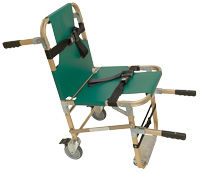 Evacuation Chair with Four Wheels JSA 80