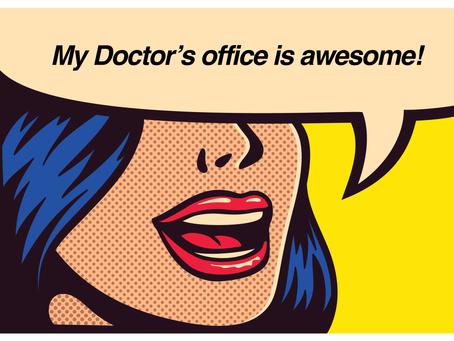 The best medical practice marketing tip that's often forgotten