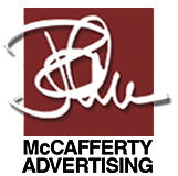 McCafferty Advertising logo