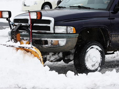 Managing snow means managing future problems