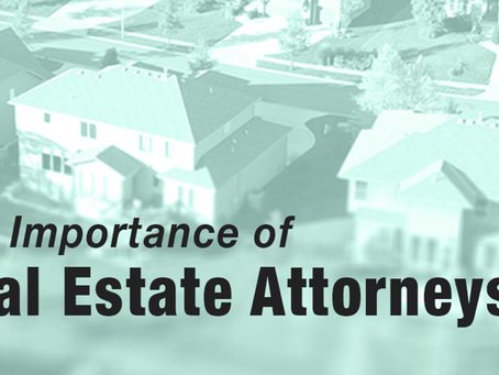 The Importance of Having a Real Estate Attorney in Kentucky