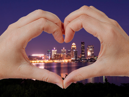 We share the Louisville love all year long