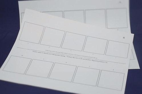 PROFILE/Plus® Gloss Calibration Kit (75 Degree ) (GLTETB85)