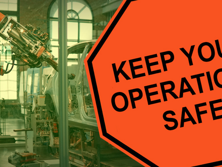 Keep Your Manufacturing Operation Safe with SQUEAKS