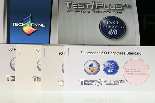 TEST/Plus® ISO Brightness Calibration & Verification Kit (TBIETB25)