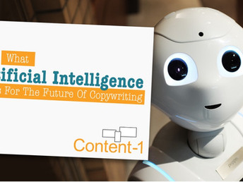 What Artificial Intelligence Means For The Future Of Copywriting