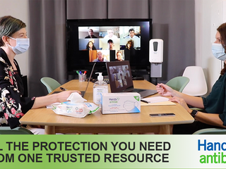 Handy Antibac products provide all the protection you need from one trusted resource