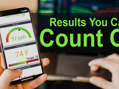You Can Count On Results with the SQUEAKS Mobile App