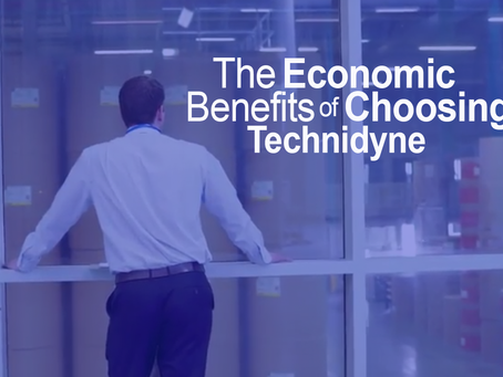 The Economic Benefits of Choosing Technidyne