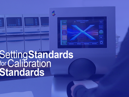Technidyne Sets the Standard for Calibration Standards