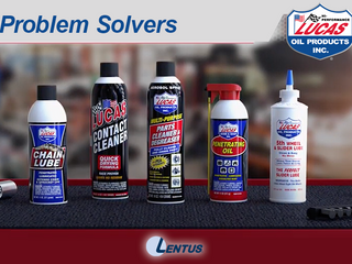 Problem Solvers from Lucas Oil