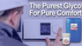 Get pure comfort from DOWFROST the purest glycol available