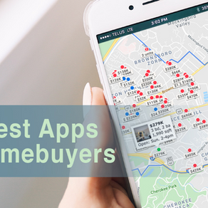 The Best Apps for Homebuyers