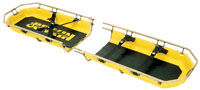 Break-Away Plastic Stretcher JSA-200-B.j