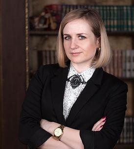 Бизнес-тренер Юлия Гиленок
