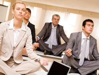 Как правильно отдыхать в офисе