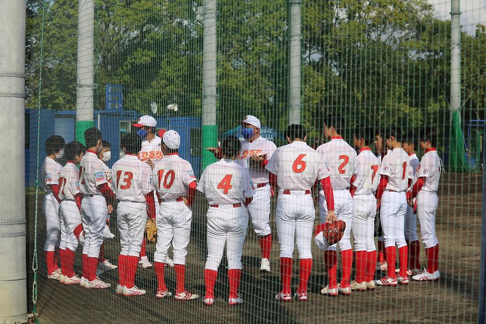 20210418  メニコン杯 第24回日本少年野球 関東ボーイズリーグ大会 ?