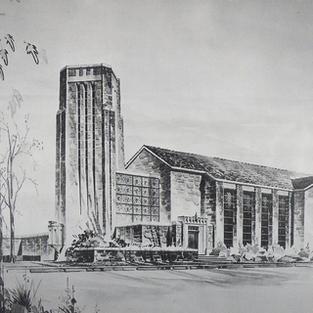 Proposed Christ Episcopal Church on Atlantic Street
