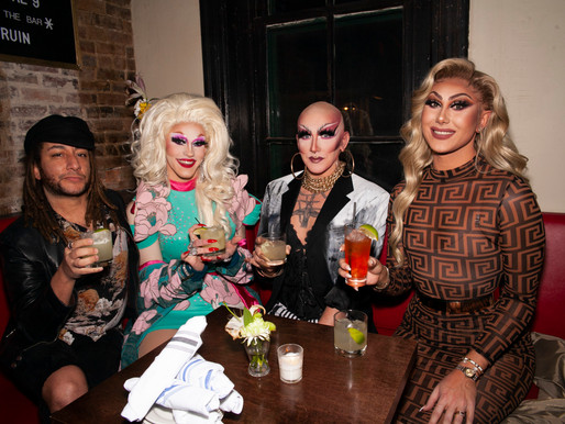 The Queens' Table Vol.6